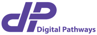 Digital Pathways Logo IT Security and Cyber Security UK